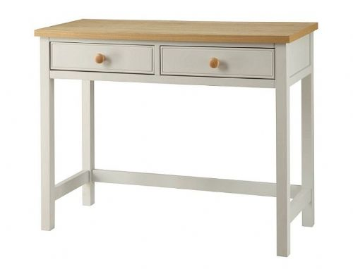 Toulouse Grey 2 Drawer Dressing Table